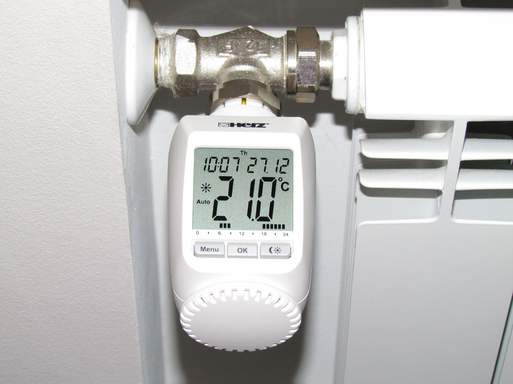 Термоголовка HERZ 1