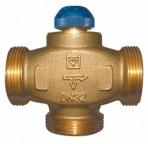 №2 Трехходовый термостатический клапан ГЕРЦ CALIS-TS-RD