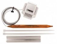№4 Термостатическая головка с накладным датчиком